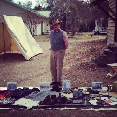 Lexington Civil War Living History Encampment and Candlelight Tour