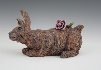 Build a Clay Rabbit Sculpture with Richard Lund