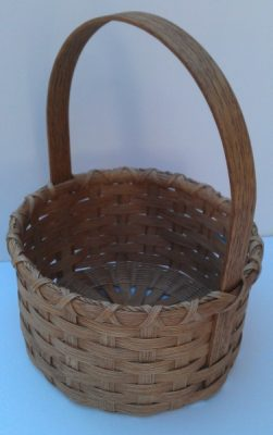 Basket Weaving Workshop with Bonnie Geiger