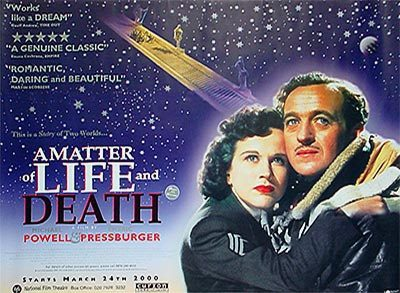 "P.O.V. Film Series Screens ""A Matter of Life and Death"" at Tapp's"