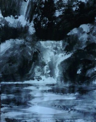 """""""River Poems:East to West"""" Works by Stephen Chesley and Margaret Cogswell"""