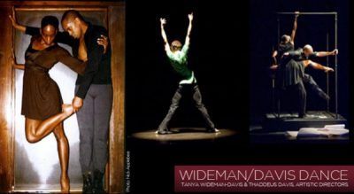 Ruptured Silence with Wideman/ Davis Dance