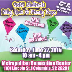 2015 Midlands Baby, Kids & Family Expo
