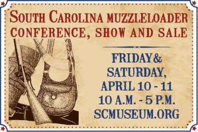 South Carolina Muzzleloader Conference, Show and Sale