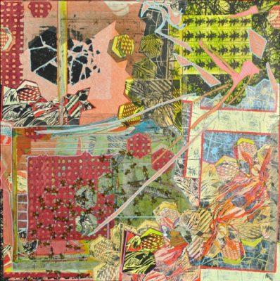 """Fathom"" featuring works by artist Adrian Rhodes"