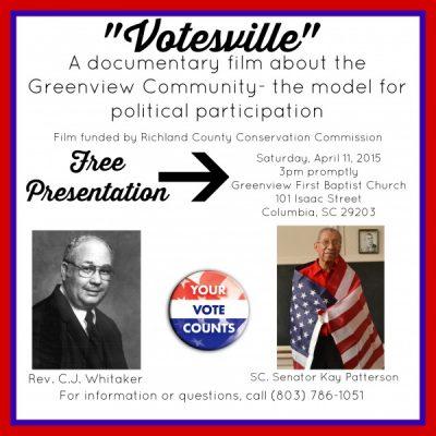 """""""Votesville"""""""