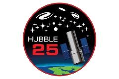 Happy Hubble 25