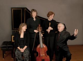 "Columbia Baroque Concert ""SPRING FLING"""