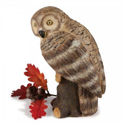 Sculpt an Owl Workshop