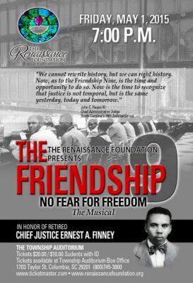 No Fear For Freedom:The Story of the Friendship 9