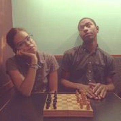 Storm & Chess by Nic Jenkins and Sara Peck