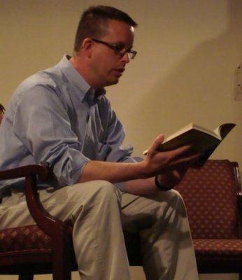 Jasper presents- Meet the Poet Laureate: Ed Madden