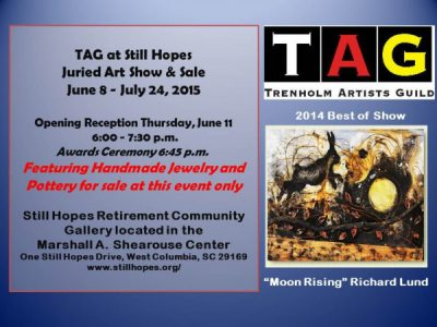 Trenholm Artists Guild Annual Juried Show