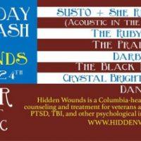 Memorial Day Weekend Bash Benefiting Hidden Wounds