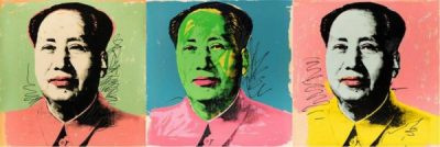 From Marilyn to Mao: Andy Warhol's Famous Faces
