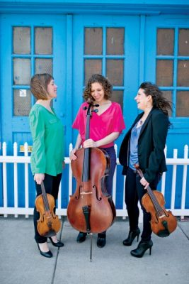 Savvy Musician in ACTION Chamber Music Competition Showcase