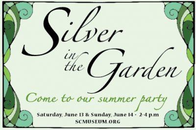 Silver in the Garden