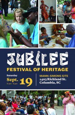 Jubilee: Festival of Heritage