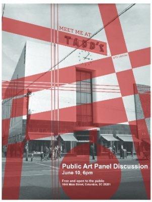 Public Art and Community Engagement: A Panel Discussion and Reception