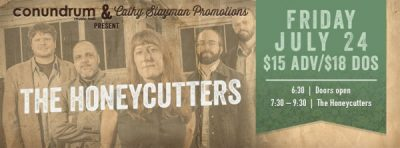 The Honeycutters at Conundrum Music Hall