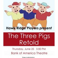 The Three Pigs Retold