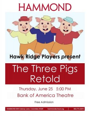 The Three Pigs Retold