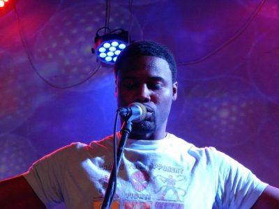 The Writer's Block Poetry Show featuring El'Ja