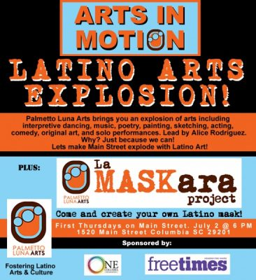 Latino Arts Explosion