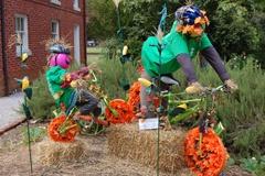 Scarecrows in the Garden Workshop