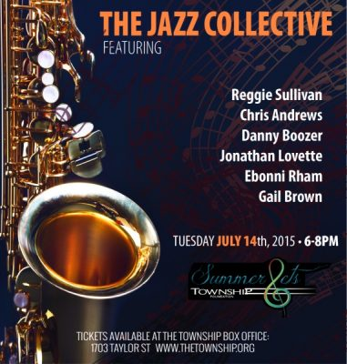 Summer Sets Jazz Series with The Jazz Collective