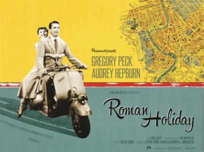 Valentine's Cinema: Roman Holiday