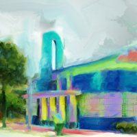 Color Fusion by Alicia Leeke