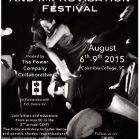 Columbia Dance and Improvisation Festival Public Performance