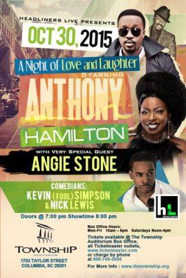 Anthony Hamilton & Angie Stone