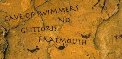 Cave of Swimmers, Nõ, Glittoris & Fratmouth