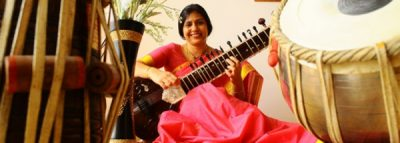 Soulful Strings: Indian Classical Music Concert featuring Anupama Bhagwat, sitar