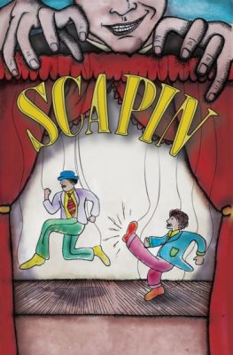 SCAPIN at Longstreet Theatre