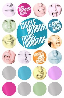 CIRCLE MIRROR TRANSFORMATION at the UofSC Lab Theatre