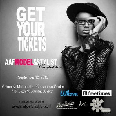 AAF Model & Stylist Competition