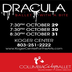 Dracula: Ballet With A Bite