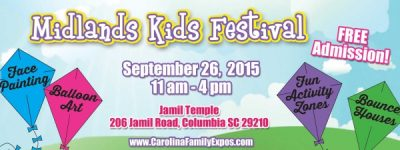 2nd Annual Midlands Kids Festival