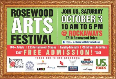 Rosewood Arts Festival [UPDATED]