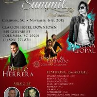 Columbia Salsa Summit - 2nd Annual