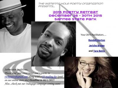 2015 Watering Hole Poetry Retreat