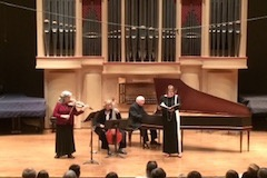 """Columbia Baroque Concert, Across the Water with Columbia Baroque: """"The Rhine"""""""