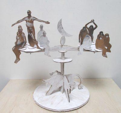 David Yaghjian at if Art Gallery