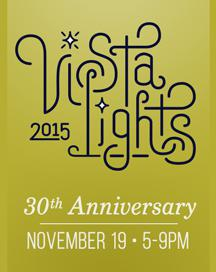 30th Annual Vista Lights