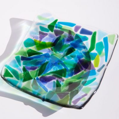 Glass Fusion Workshop - Instruction by Steve Hewitt