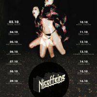 Nicoffeine, Sein Zum Tode, & Space Coke