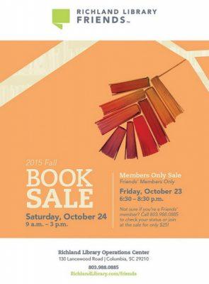 Friends' Book Sale